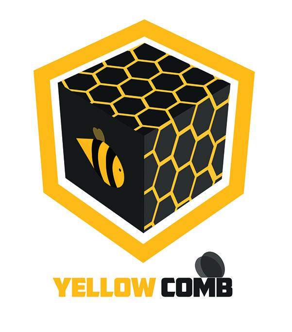 Yellow Comb Logo