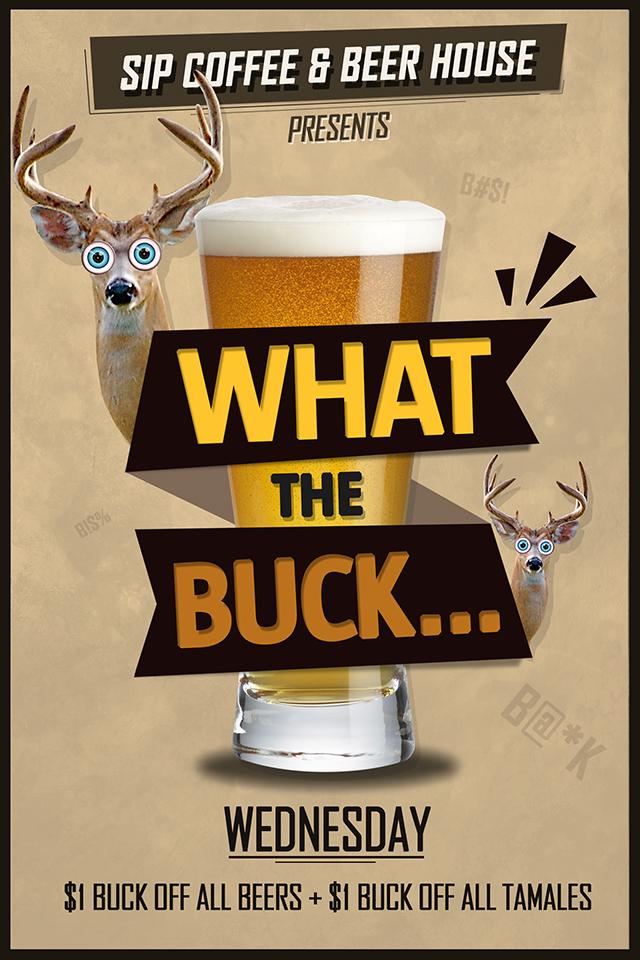 Beer Promo Flier