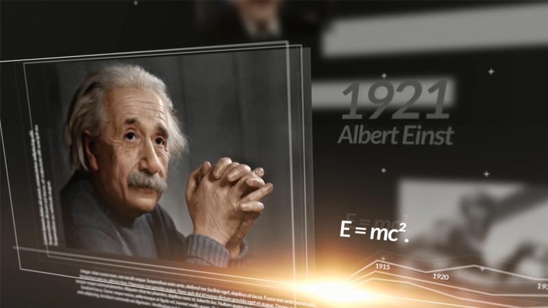 Einstein Animation