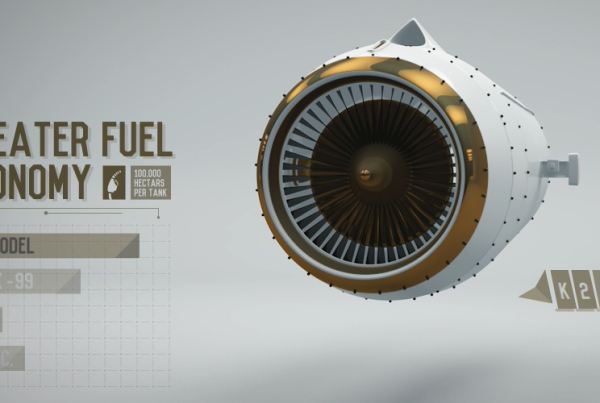 Jet Engine Animation