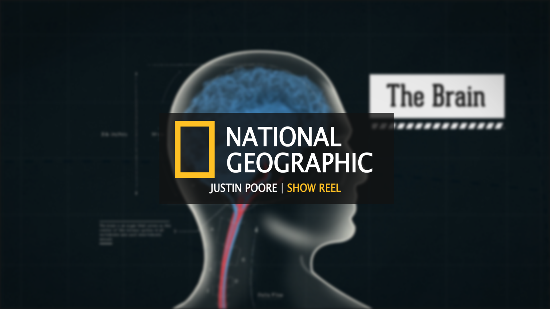 National Geographic Show Reel
