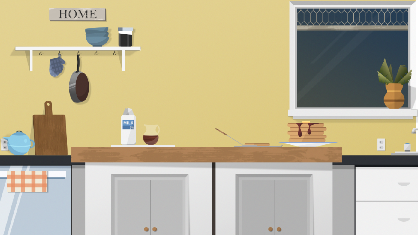 2D Scene Design
