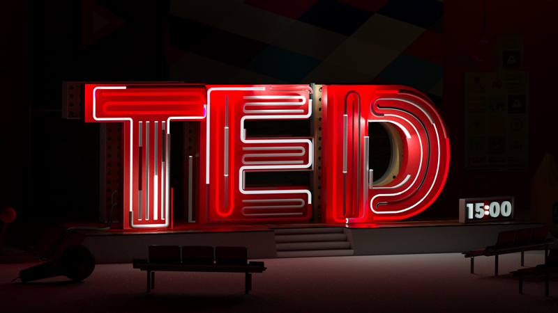 TED Neon